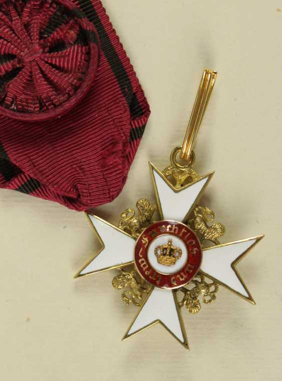 Order of the Württemberg crown, - photo 3