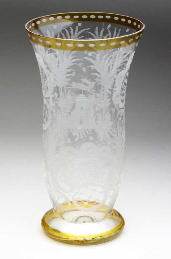 Cut vase - photo 1
