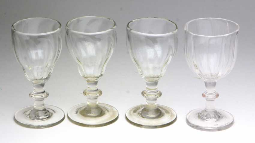Items Cup jars to 1900 - photo 1