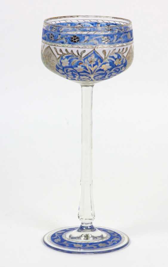 Stem Glass *Jodpur* Fritz Heckert - photo 1