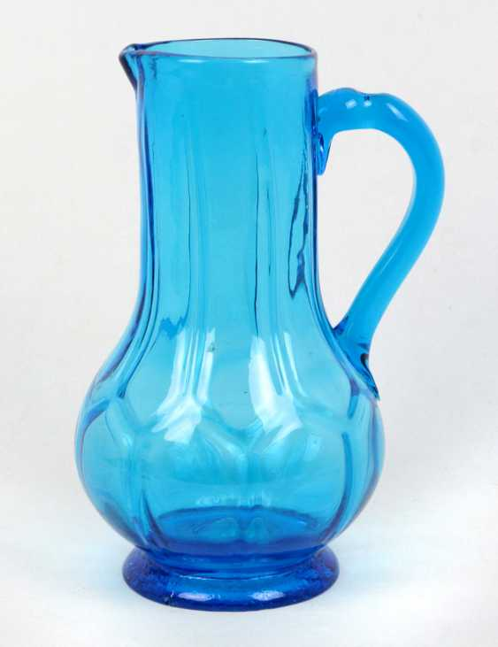 Biedermeier tear jug to 1840/60 - photo 1