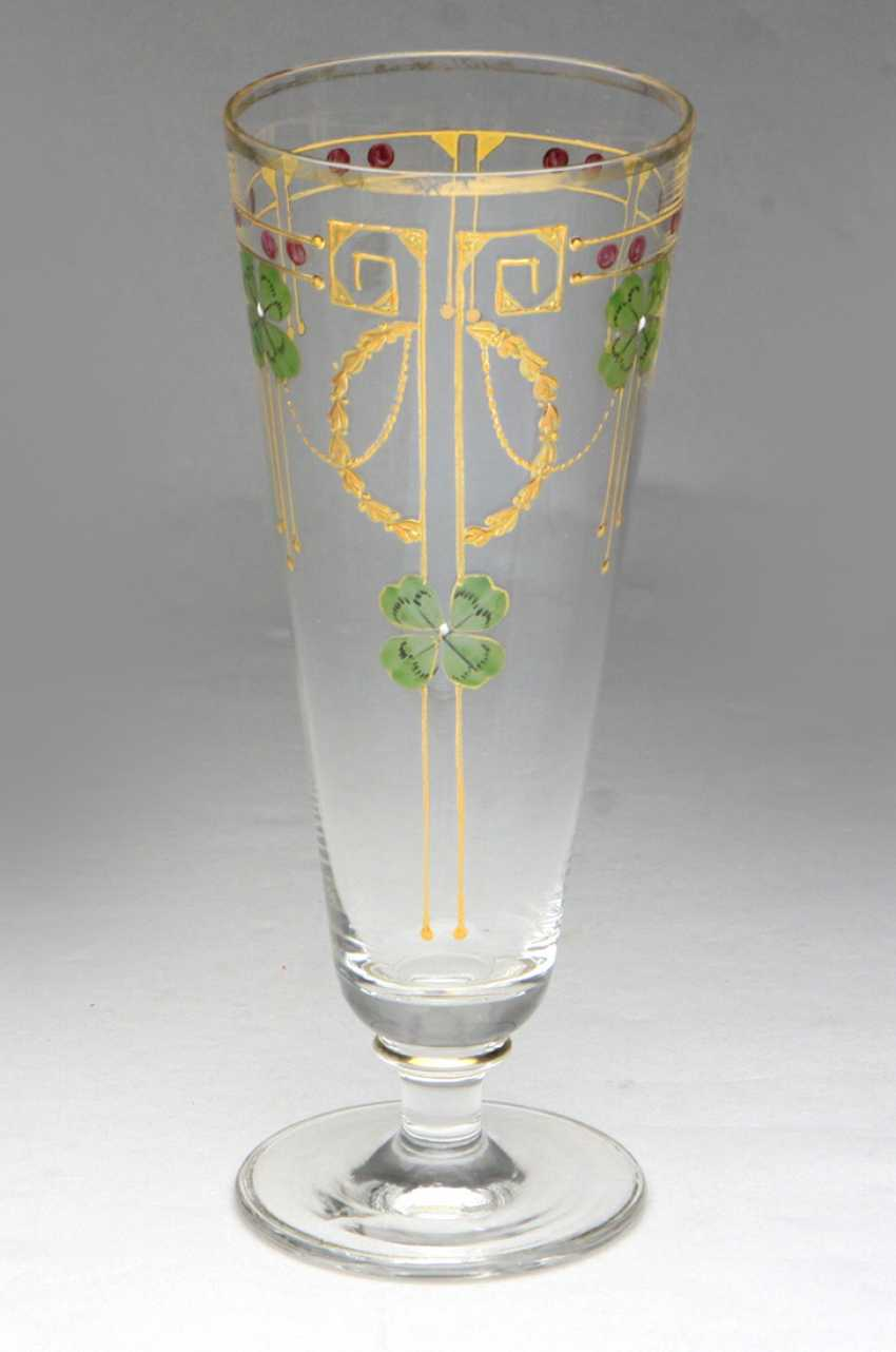 Art Nouveau, chalice 1900's - photo 1
