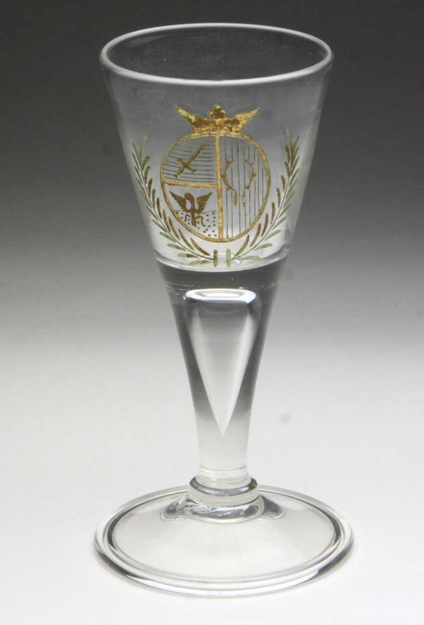 Courtly Rococo chalice to 1745 - photo 1