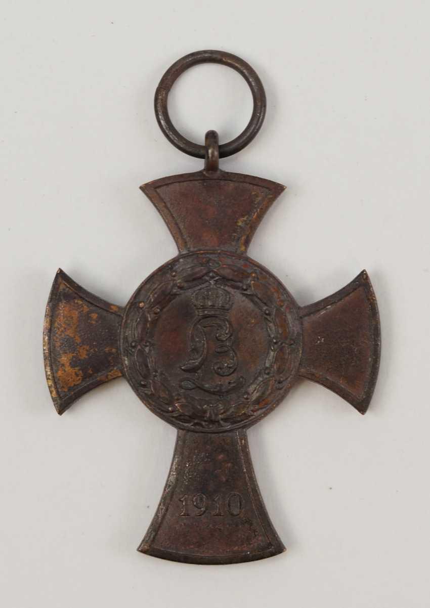 Lippe-Detmold: Bertha-Order, Mrs Cross Of Merit. - photo 1