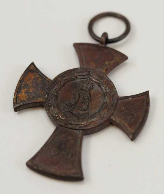 Lippe-Detmold: Bertha-Order, Mrs Cross Of Merit. - photo 2