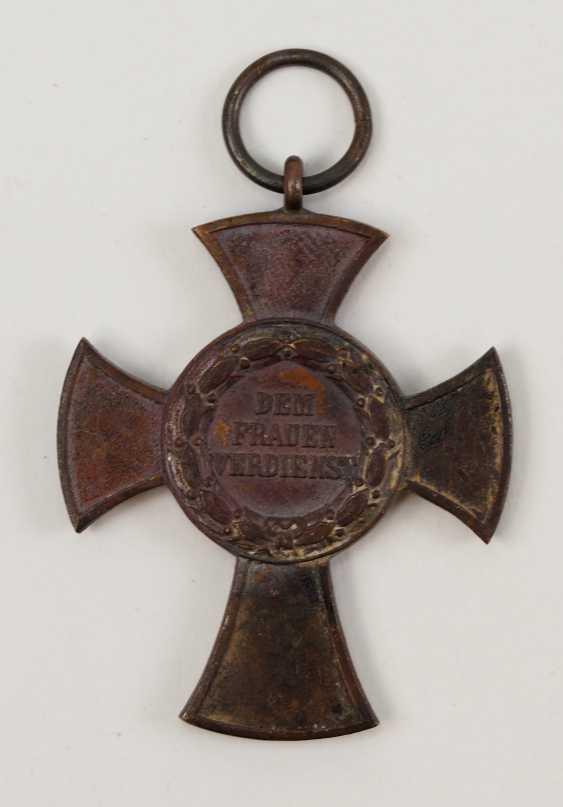 Lippe-Detmold: Bertha-Order, Mrs Cross Of Merit. - photo 3