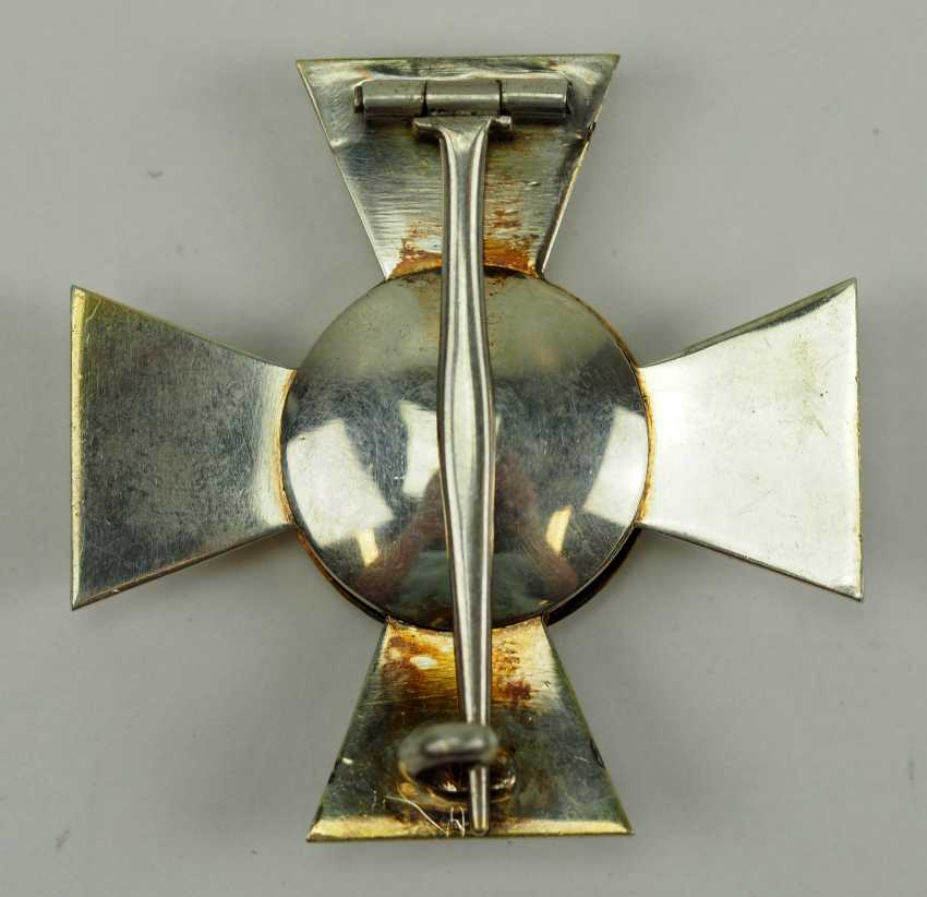 Oldenburg: house - and merit order of Duke Peter Friedrich Ludwig, officers cross. - photo 3