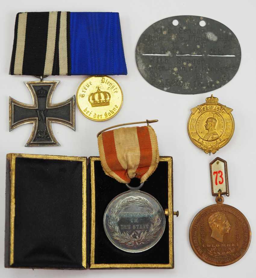 Prussia: estade of a member of the I. R. 215 / I. R. 73. - photo 1