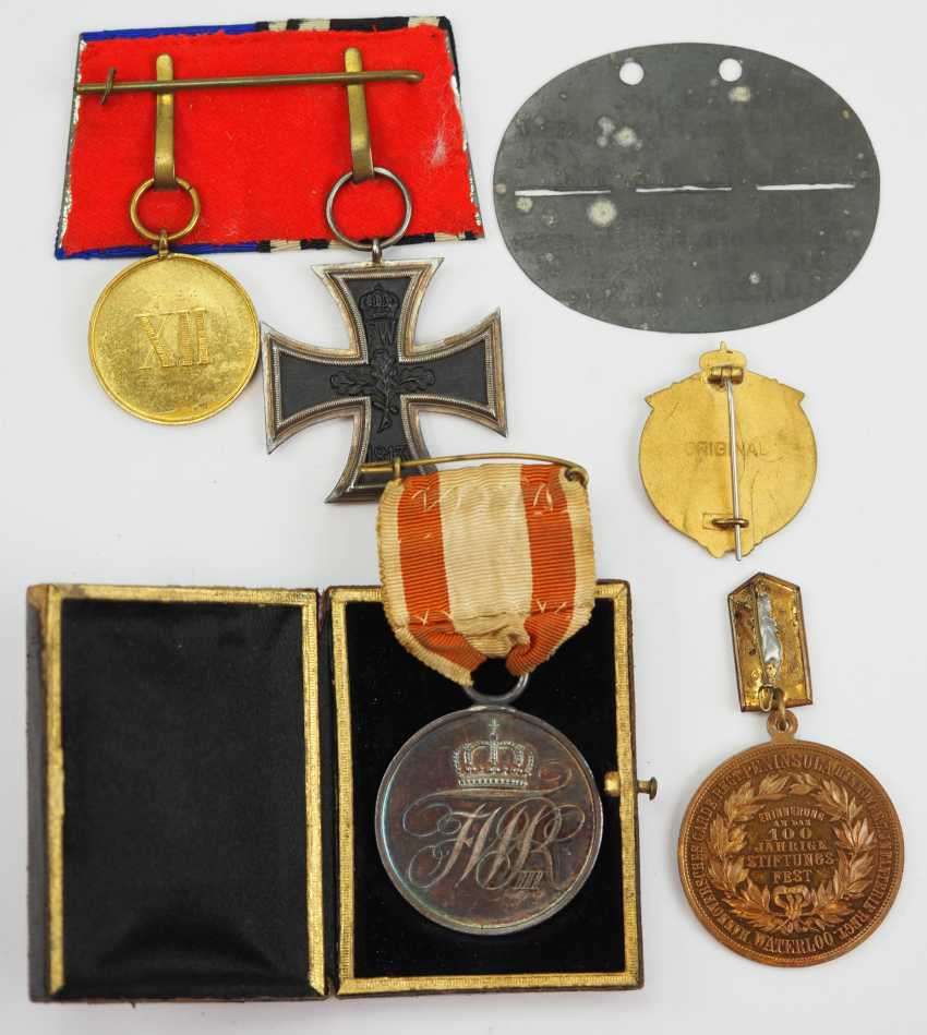 Prussia: estade of a member of the I. R. 215 / I. R. 73. - photo 2