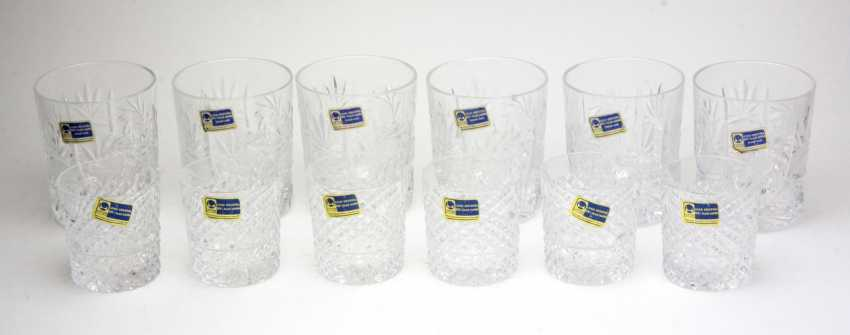 2 Sets Crystal Cup - photo 1
