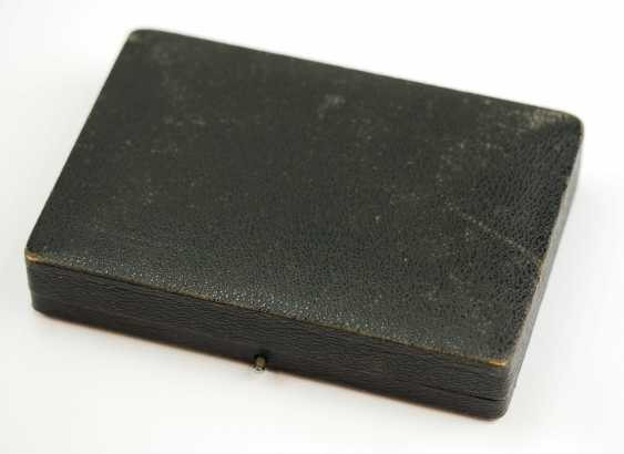 Prussia: Order Of Buckles Case. - photo 2