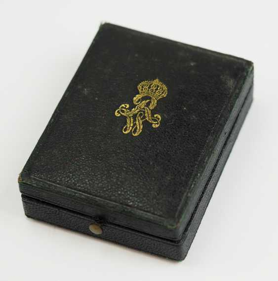 Prussia: Crown Order, 3rd Model (1871-1918), 4. Class, with case - S-W. - photo 4