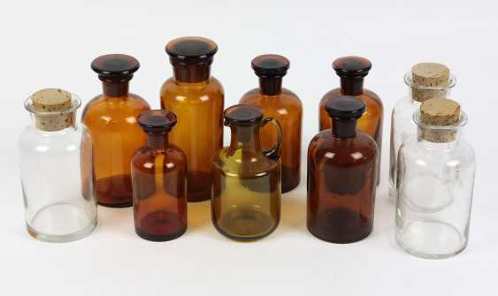 The Post Apothecary Bottles - photo 1