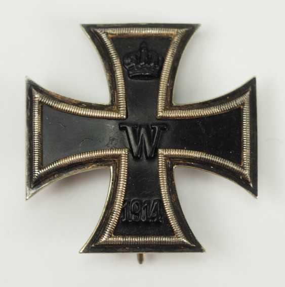 Prussia: Iron Cross, 1914, 1. Class - 800. - photo 1