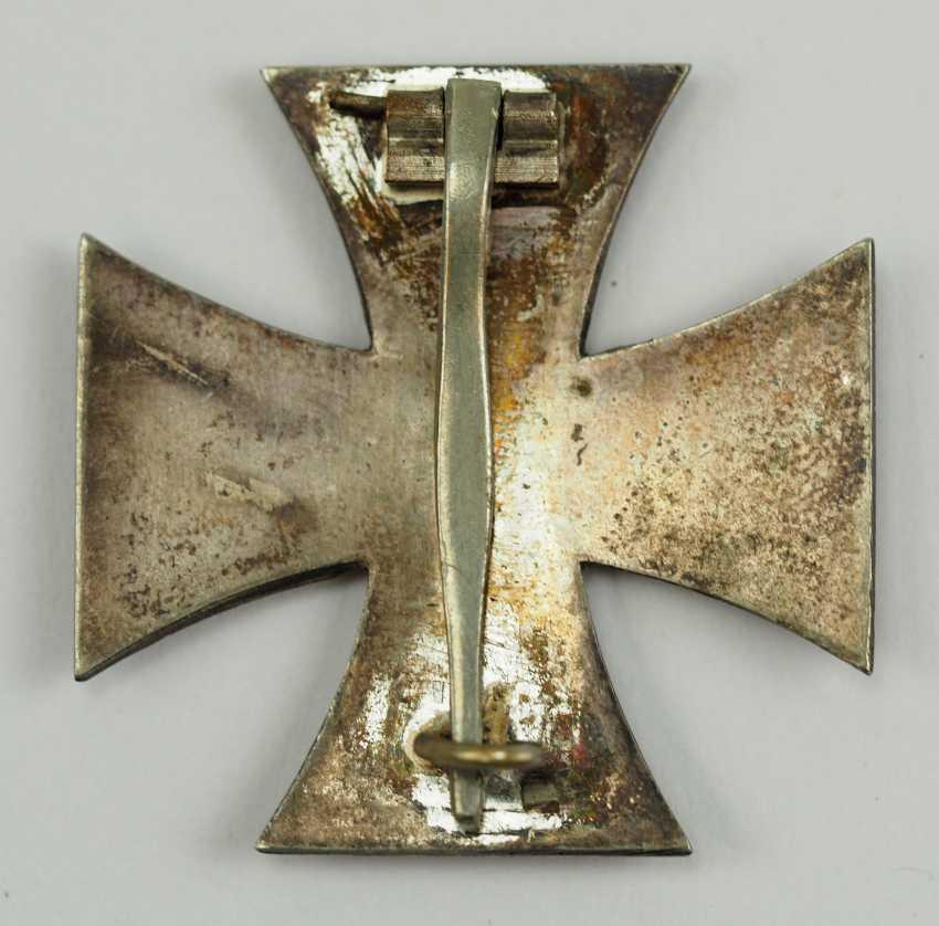 Prussia: Iron Cross, 1914, 1. Class. - photo 2
