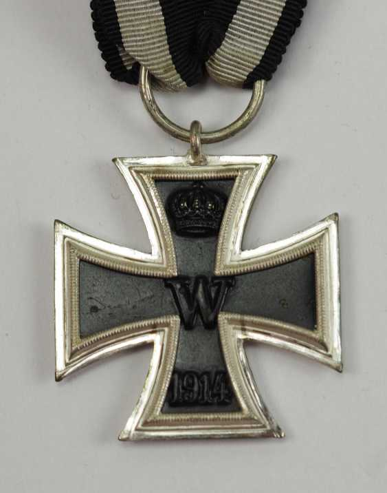 Prussia: Iron Cross, 1914, 2. Class - Prince Size. - photo 1
