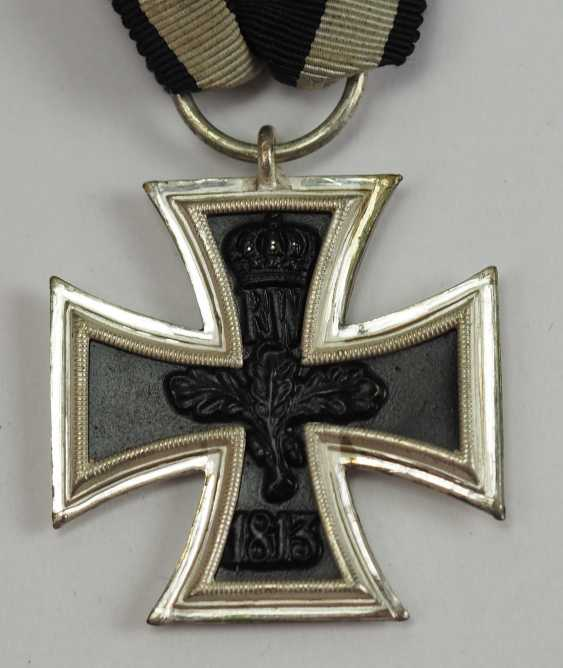Prussia: Iron Cross, 1914, 2. Class - Prince Size. - photo 3