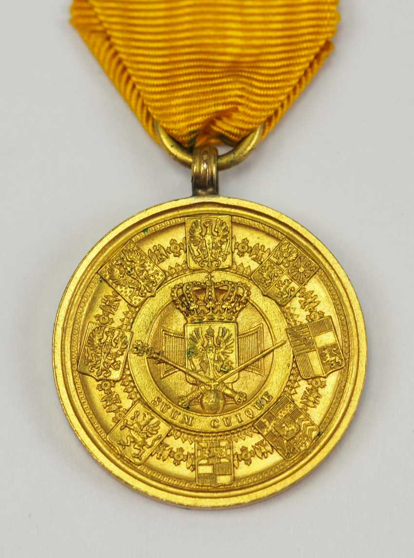 Prussia: Crowning-Medal 1861. - photo 2
