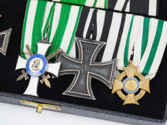 Saxony: estate of a front officer in a case. - photo 2