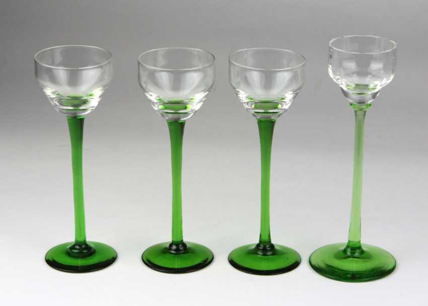 4 liqueur cups - photo 1