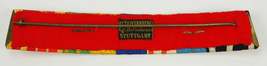 "Württemberg: box, buckle, major General Alfred Breyer commander of the infantry-Regiment ""Kaiser Wilhelm, king of Prussia,"" (2. Württembergisches) Nr. 120. - photo 4"