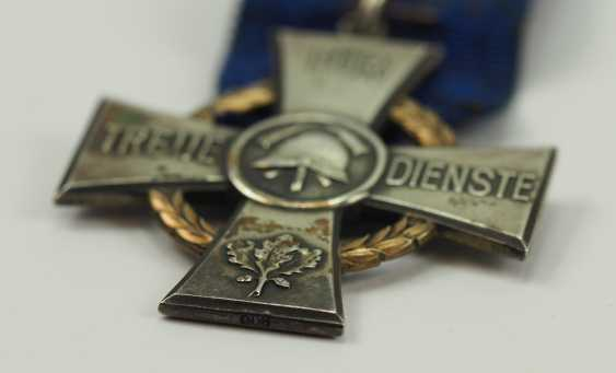 Württemberg: order of merit for 40 years of service to the country fire Association. - photo 2