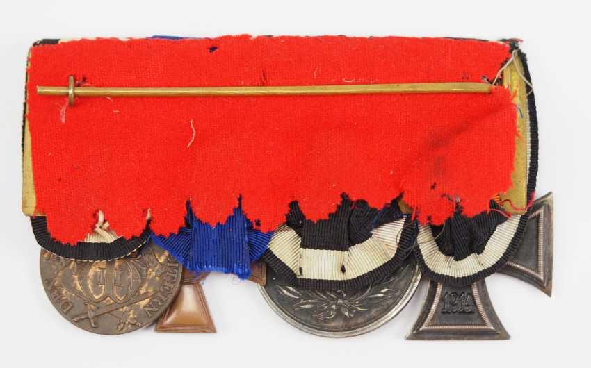 German Empire: Medalbar of a veteran of German South West Africa. - photo 3