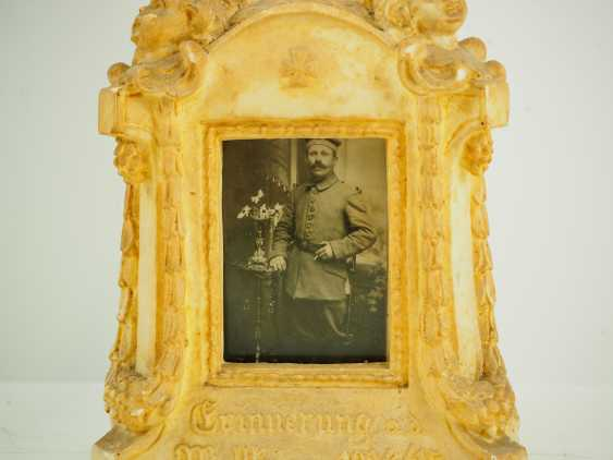 German Empire: property of a fallen soldier. - photo 2