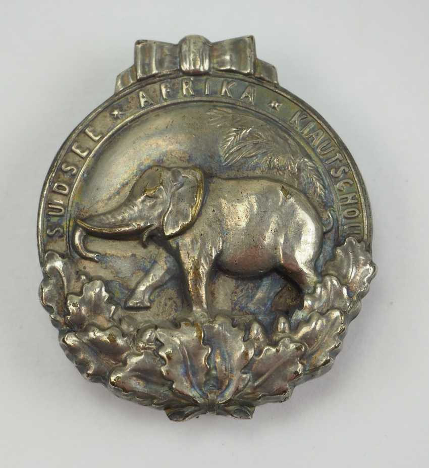German Empire: colonial badges (so-called elephant the North). - photo 1