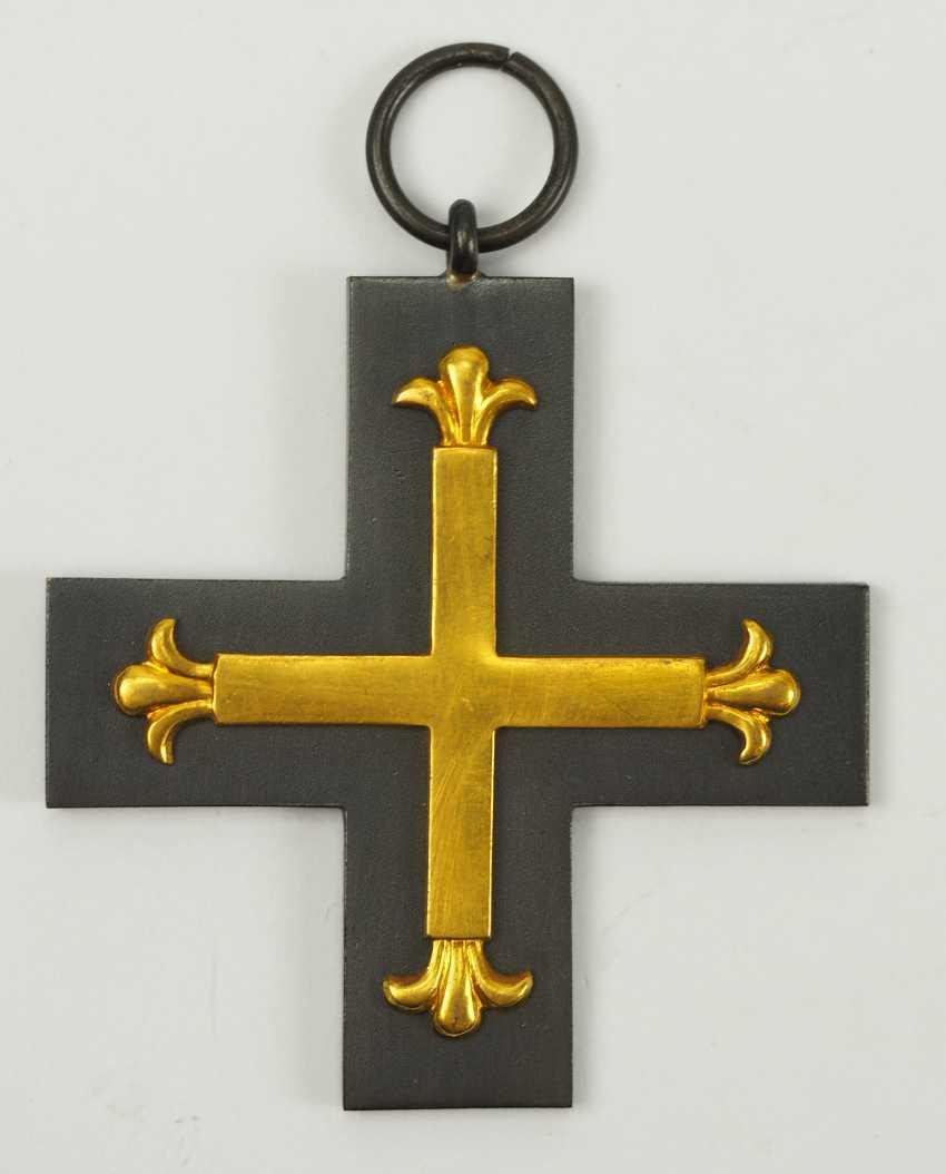 Free Corps: The Baltic Cross, 2. Class Oversize. - photo 1