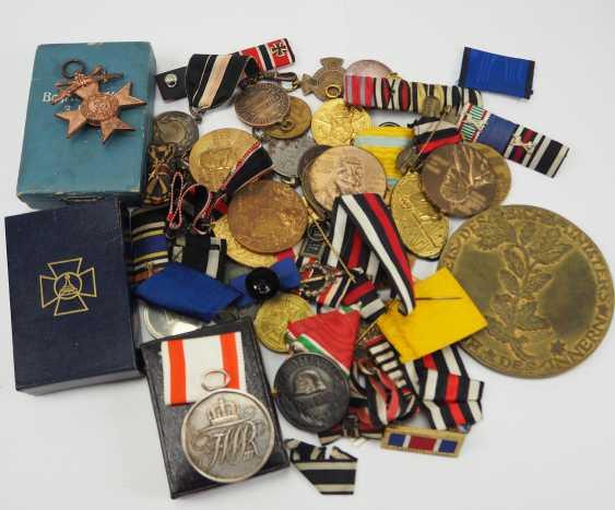 German Empire: Lot Of Awards. - photo 1