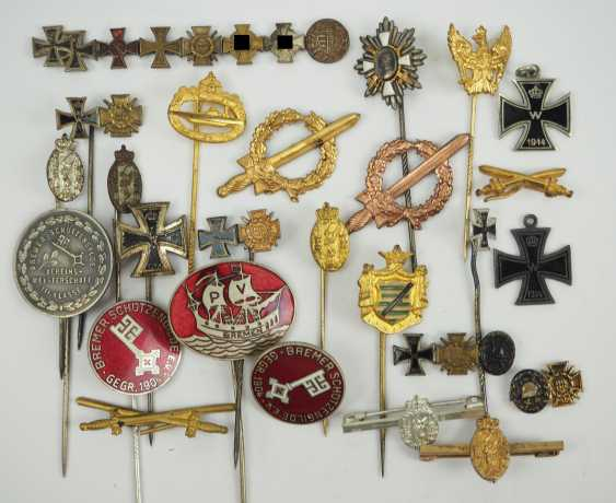 German Empire: Lot Of Miniatures. - photo 1