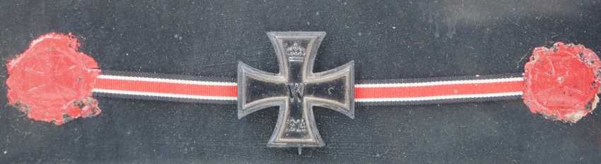 Prussia: Iron Cross, 1914, 1. Class of the Reich Marshal and commander-in-chief of the Luftwaffe, Hermann Göring. - photo 4