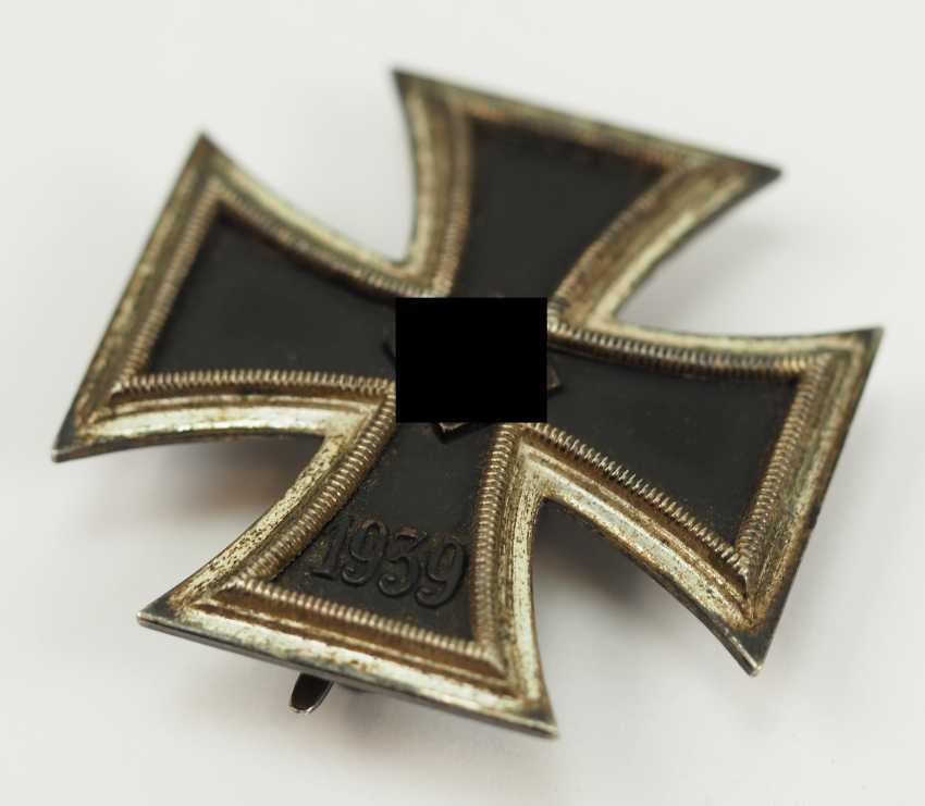 Iron Cross, 1939, 1. Class. - photo 2