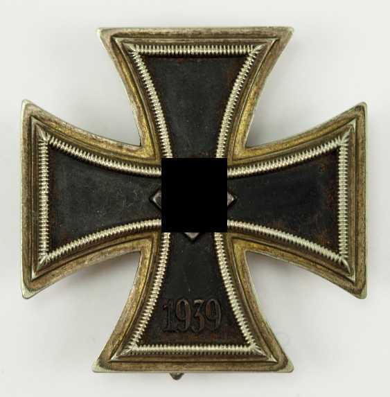 Iron Cross, 1939, 1. Class. - photo 1