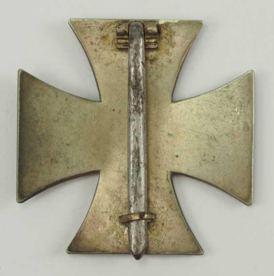 Iron Cross, 1939, 1. Class. - photo 3