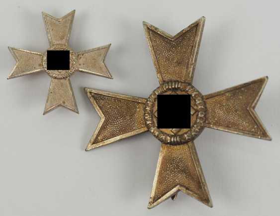 War merit cross, 1. Class with swords. - photo 1