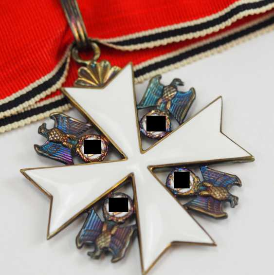 German Eagle Order, 2. Model (1939-1945), Cross Of Merit 1. Level (from 1943, 3. Class). - photo 2