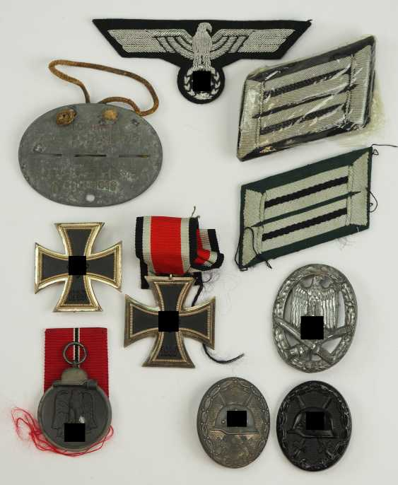 The estate of an officer of the railway-pioneer-replacement-battalion 5. - photo 1