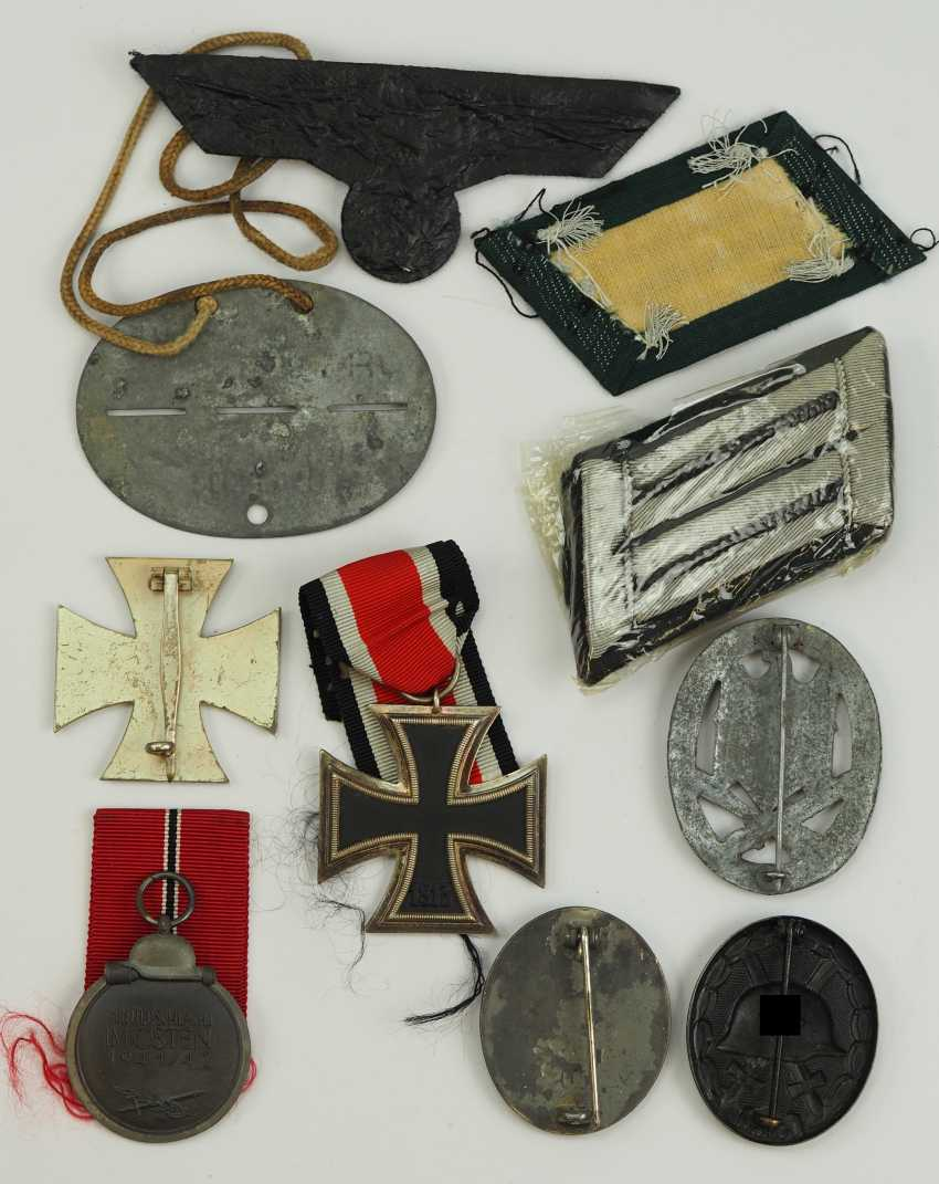 The estate of an officer of the railway-pioneer-replacement-battalion 5. - photo 2