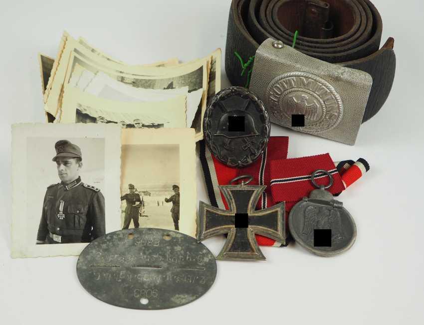 Estate of a Sergeant of the 2./Ers. u. Ausb. Rgt. H. G. - photo 1