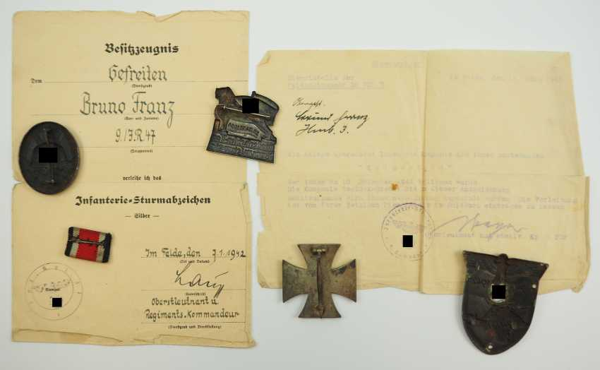 Estate of a lance corporal of the 9./ Infantry-Regiment 47. - photo 2