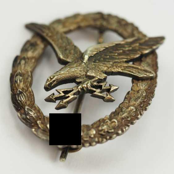 Air Gunner Badge - Juncker. - photo 2