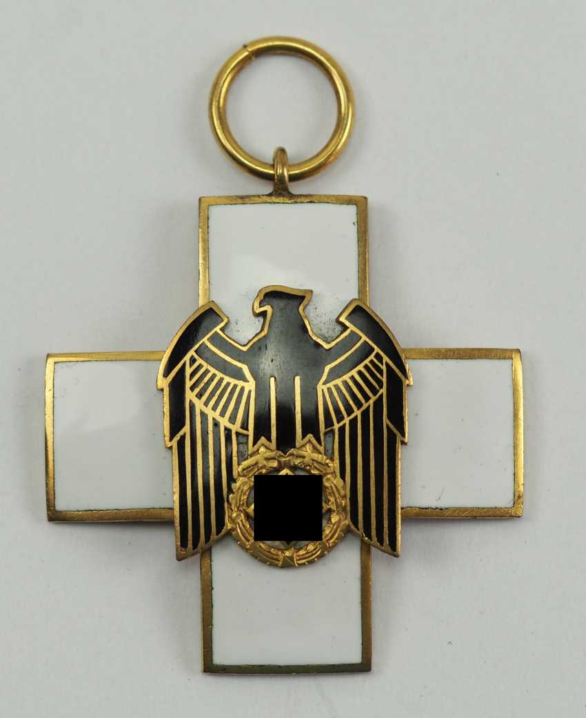 Medal for German people care, 3. Level. - photo 1