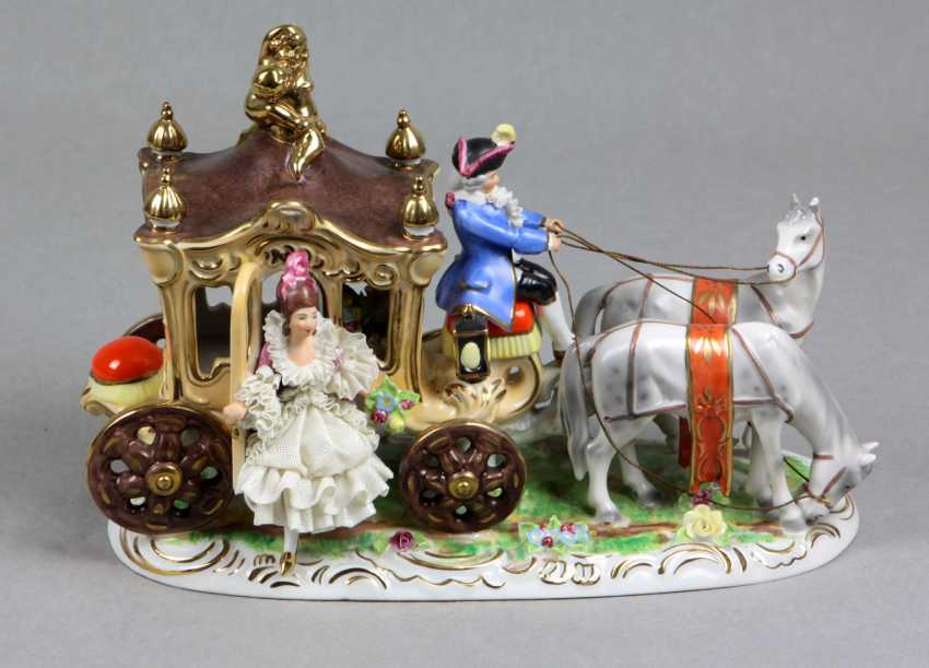 Wedding carriage - photo 1