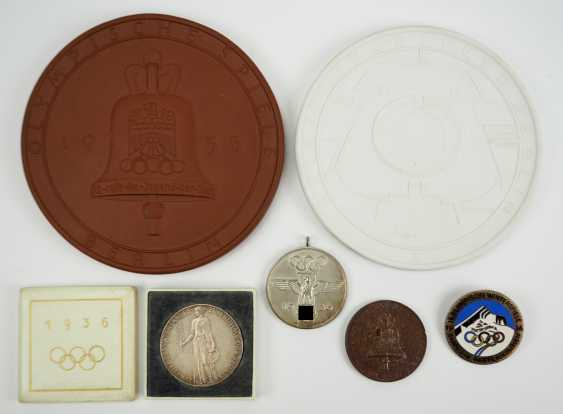 Collection Of 1936 Olympics. - photo 1
