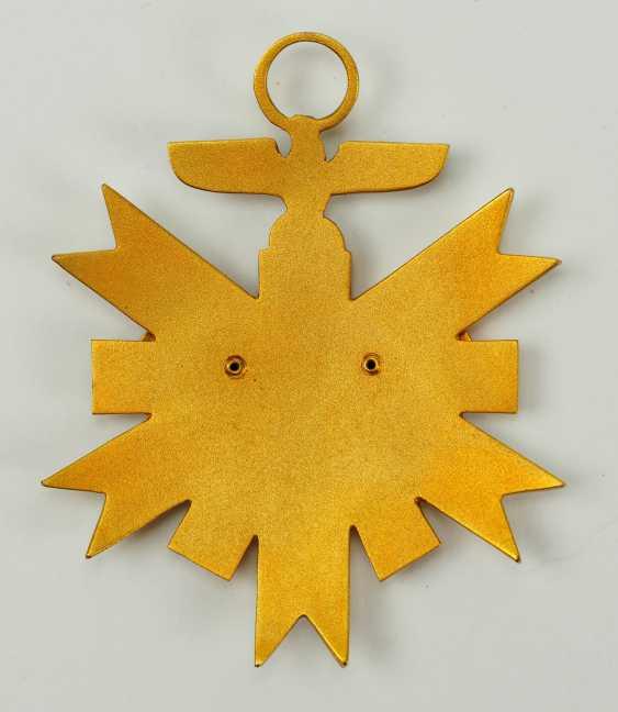 German Olympia Badge Of Honor, 2. Class. - photo 3