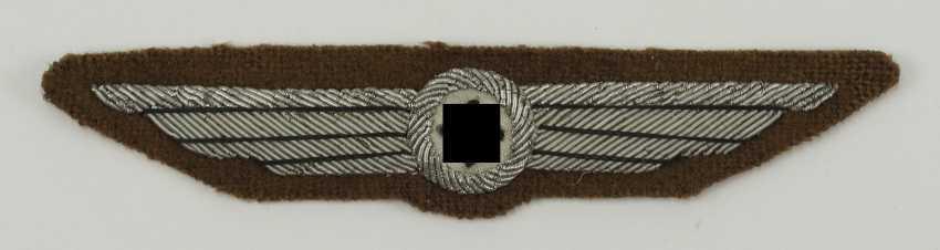DLV pilot badge. - photo 1