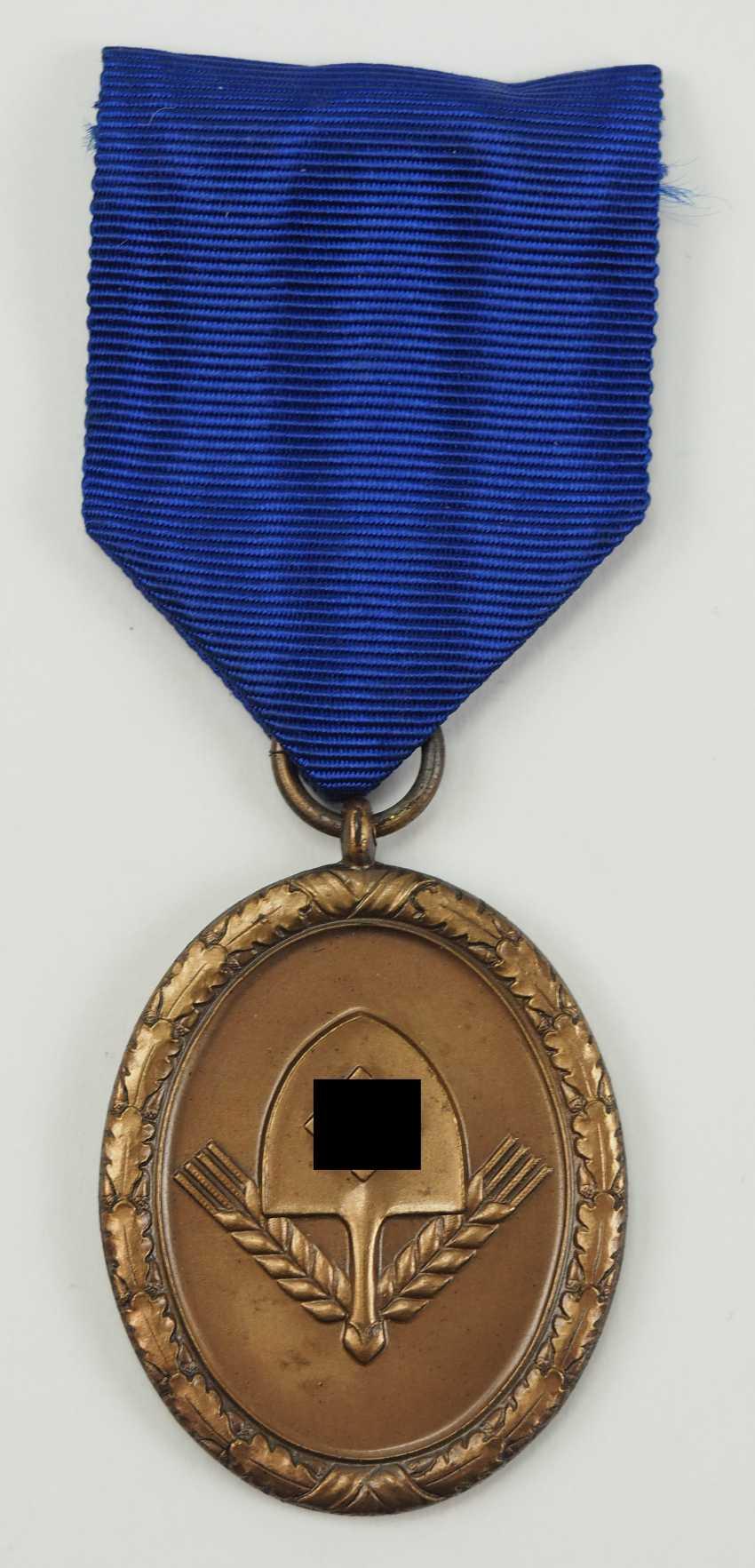 WHEEL: service award, male youth, 4. Level. - photo 1