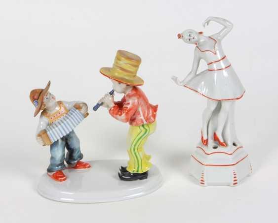 2 porcelain figures, 1930 - photo 1